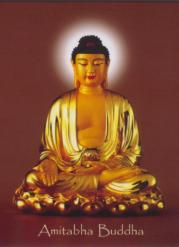 Amitabha, Buddha of Infinite Light and Infinite Life