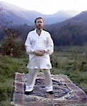 My Wuji Qigong instructor Michael Winn