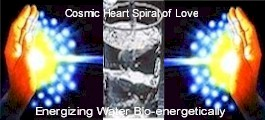 Energizing Water Bio-energetically